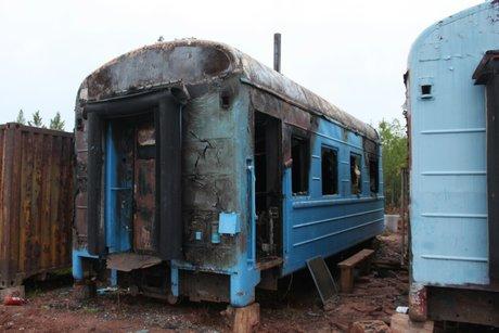 Четверо мужчин живьем сгорели встроительном вагончике насевере Приангарья