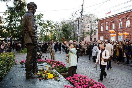 Иркутск готовится кпразднованию юбилея Александра Вампилова в предстоящем году