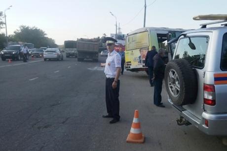 Врайоне Иркутного моста установят барьерное ограждение после трагедии савтобусом