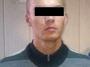 Подозреваемый. Фото с сайта 38.mvd.ru