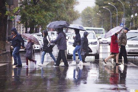 Из-за дождей реален подъем уровня воды вреках Приангарья