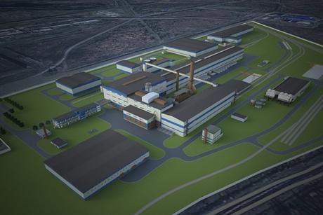 Иркутские власти: строительство Братского металлургического завода заморожено