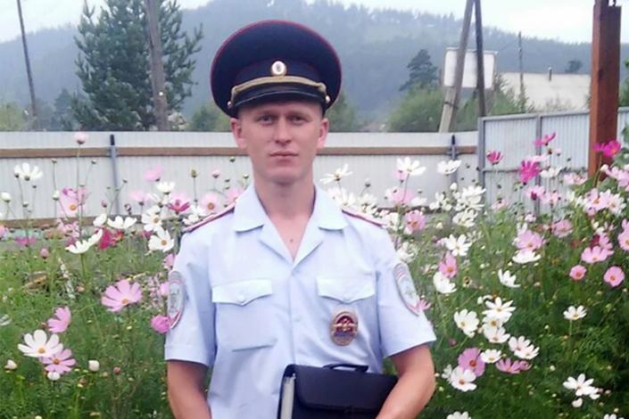 ВШелеховском районе полицейский спас нетрезвого водителя, нарушившего ПДД
