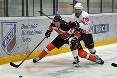 «Ермак» победил «Сокол» настарте чемпионата Высшей хоккейной лиги