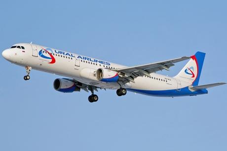 Самолет «Уральских авиалиний». Фото с сайта airspot.ru