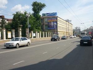 Улица Ленина. Фото IRK.ru