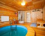 баня №1 с бассейном