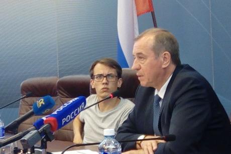 Губернатор Иркутской области не хочет возвращаться в Государственную думу