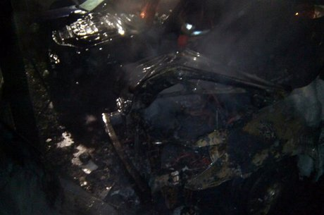 Три автомобиля сгорели вИркутской области заодну ночь