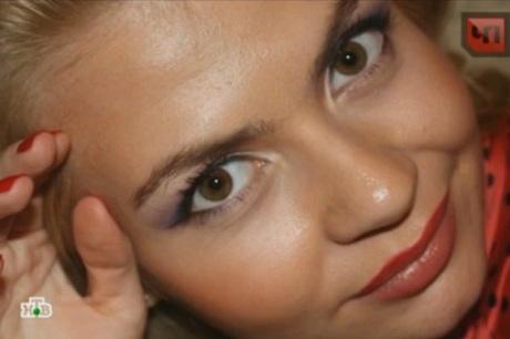 Юлия Киселёва. Скриншот сюжета НТВ