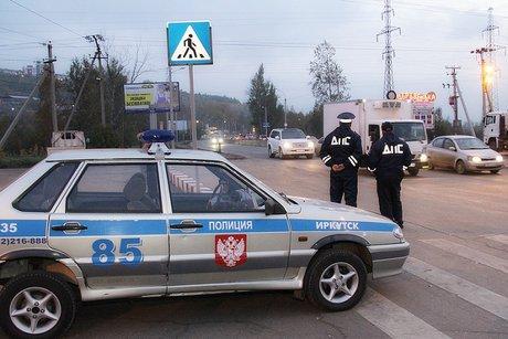 Практически 200 нетрезвых водителей задержано вИркутской области за прошедшие выходные