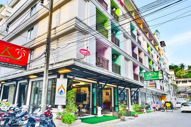 Tuana Yk Patong Resort 3*
