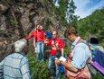 Выездная экскурсия-совещание с участием ученых – гостей Института земной коры СО РАН.