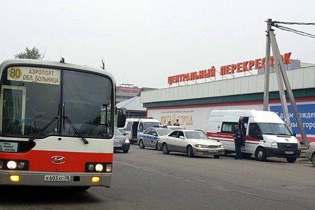 ВИркутске наводителя автобуса №80 завели уголовное дело из-за «лысой» резины