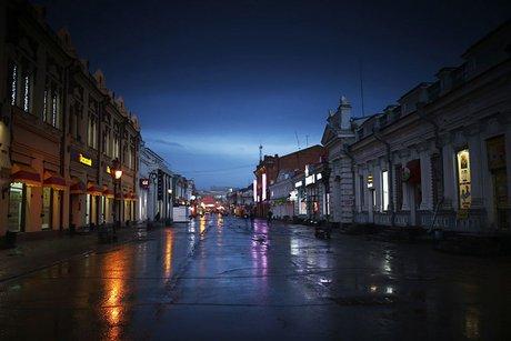 Улицу Урицкого вИркутске приведут впорядок
