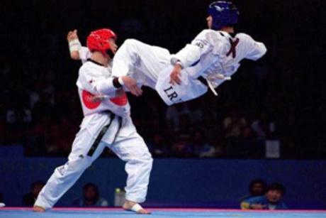 Роман Кузнецов стал бронзовым призером интернационального турнира потхэквондо