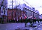 «Русский марш» в Иркутске. Скриншот видео vk.com/irk_ru_march