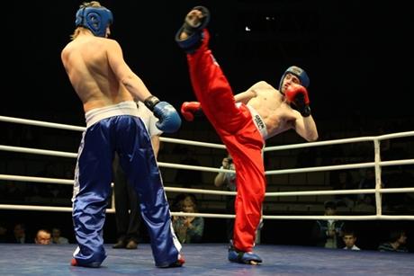 Кикбоксинг. жители России завоевали 11 золотых наград Кубка мира
