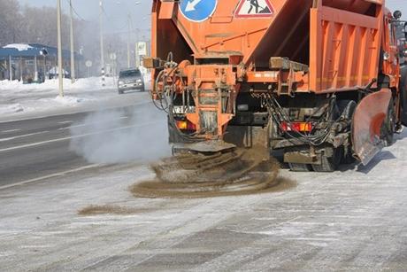 Все технические службы города готовы клюбому снегопаду— Заместитель мэра Иркутска