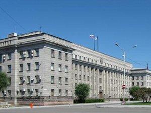 Здание правительства Иркутской области. Фото с сайта www.r38.nalog.ru