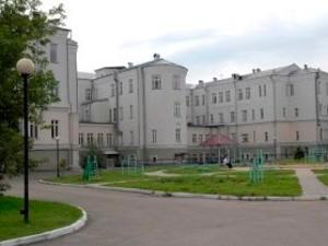 Здание Иркутской областной детской больницы. Фото с сайта www.igodkb.ru
