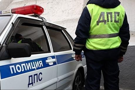 ВПриангарье подозреваемого вугоне задержали после нарушения ПДД