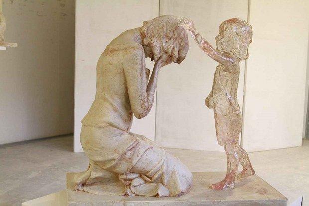 Памятник женщине, сделавшей аборт. Фото с сайта euroradio.fm