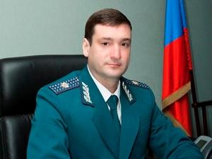 Руководитель УФНС России по Иркутской области Константин Зайцев. Фото с сайта УФНС