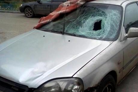ВИркутске шофёр Хонда довез сбитого пешехода додома ибросил