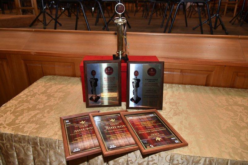 Победителем фестиваля «Театральный Олимп» стал Иркутский драматический театр