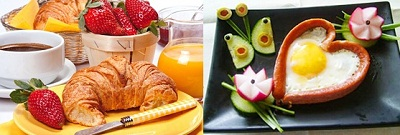 Легкий завтрак своими руками 329