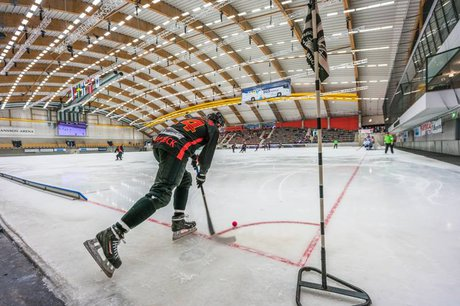 Иркутский «Байкал-Энергия» проиграл шведскому «Сандвикену» вматчеКМ побенди