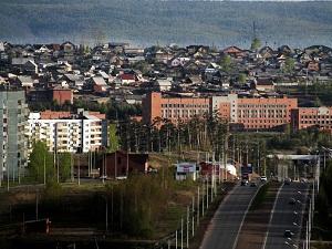 Братск. Фото с сайта www.bratsk-city.ru