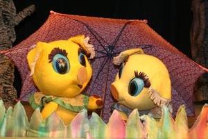 Информация и фото предоставлены театром кукол «Аистёнок»