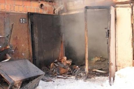 Гражданин Приангарья, живущий вгараже после развода, едва несгорел