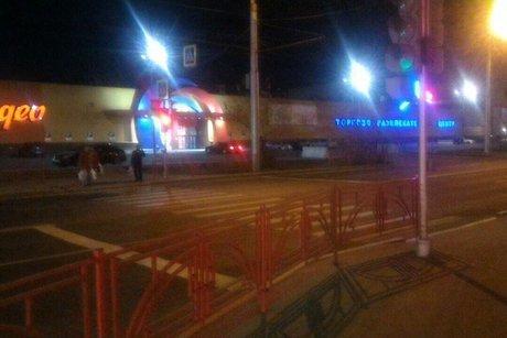 ВИркутске шофёр сбил женщину сребёнком и убежал