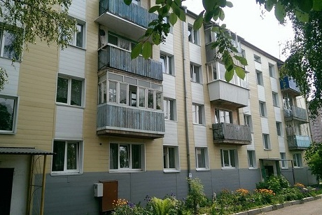 «Вторичка» вИркутской области упала вцене на3%