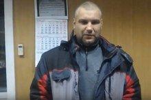 Осужденный. Скриншот видео ГУ МВД России по Иркутской области