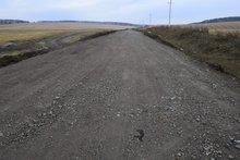 Отремонтированная дорога. Фото пресс-службы администрации Иркутского района