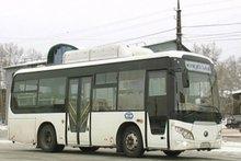 Автобус. Фото пресс-службы администрации Братска