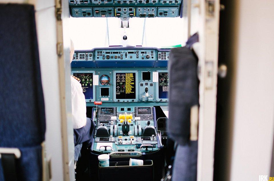 Летчики люди суеверные: перед полетом они не фотографируются.