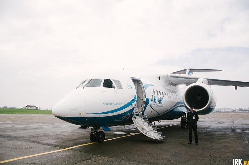 Самолет прилетел из Манчьжурии и через пару часов отправится в Мирный.