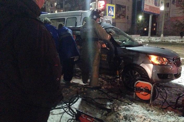 ВАнгарске в 3-х авариях пострадали 4 человека, втом числе дети