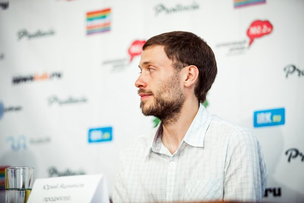 Юрий Яшников. Фото Ивана Пушкарева