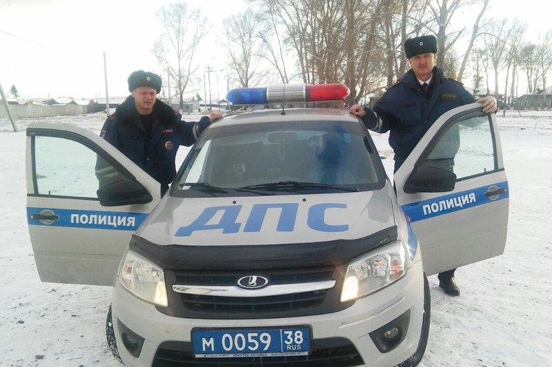 Нетрезвый шофёр Митцубиси сбил школьницу около дома вЗиме вИркутской области