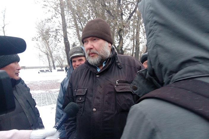 Сергей Позников. Фото ИА «Иркутск онлайн»