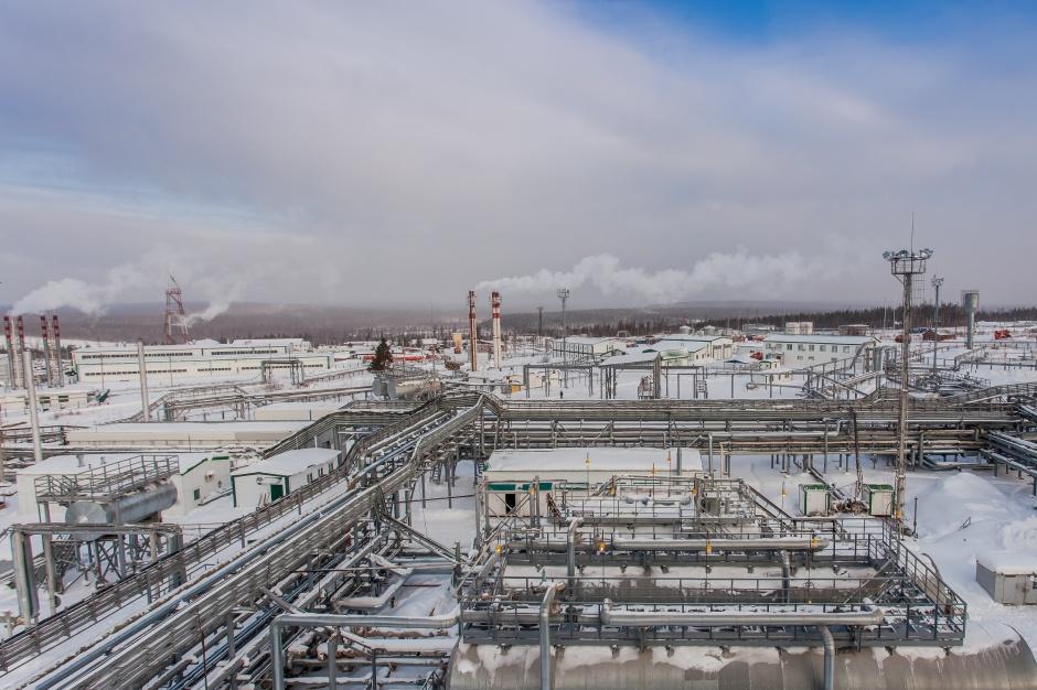 Установка подготовки нефти