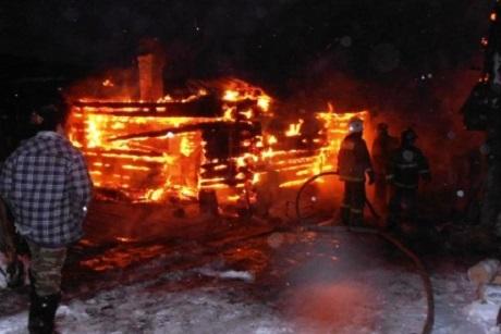 Засутки вПриангарье два человека погибли напожарах
