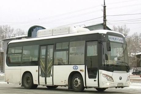 ВБратске шофёр автобуса зажал дверьми 78-летнюю пенсионерку