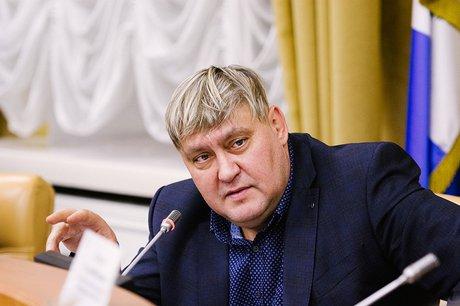 Александр Битаров ушел споста председателя руководства Иркутской области